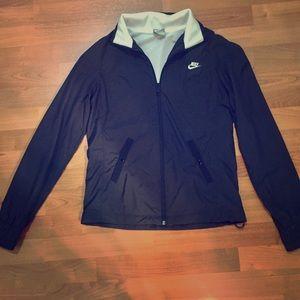 New Nike sports black coat